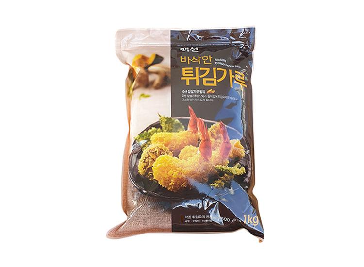 맥선)바삭한튀김가루1kg