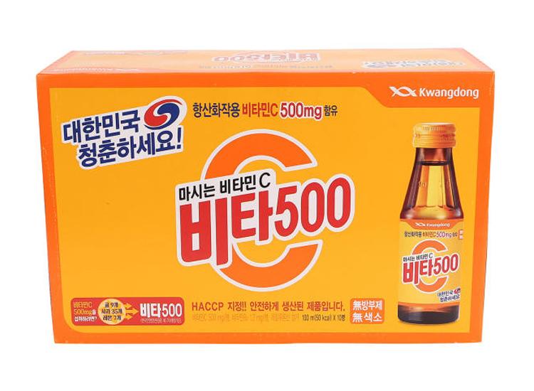 광동)비타500 100ml*10