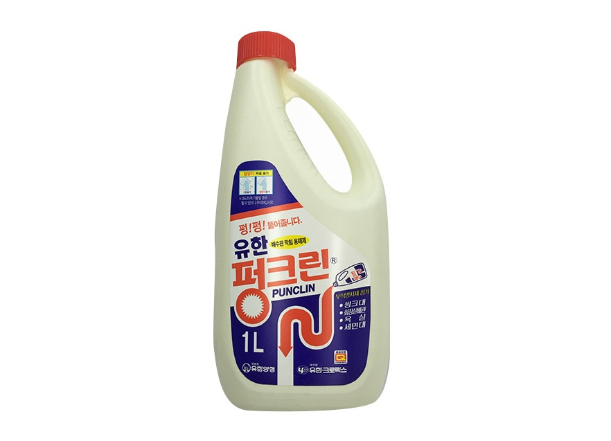 유한펑크린(하수구세정제)1L