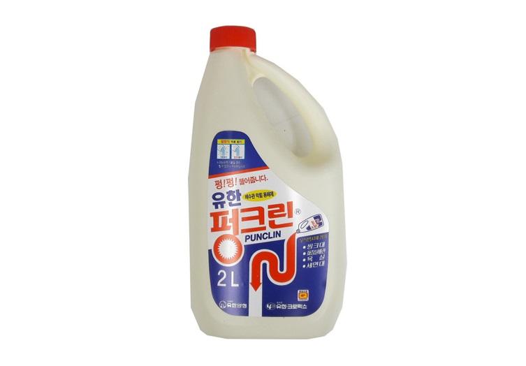 유한펑크린(하수구세정제)2L