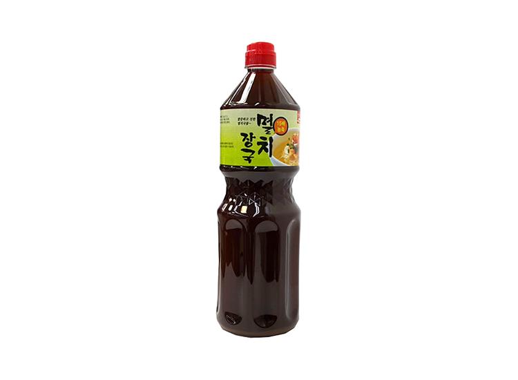 대왕)맛다랑멸치장국2.1kg