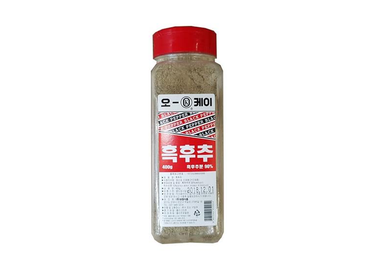 오케이순후추(흑후추)400g(90%)