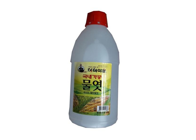 하회)물엿5kg