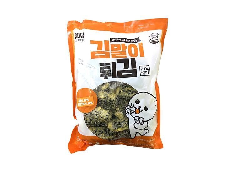 엄지)김말이튀김1kg