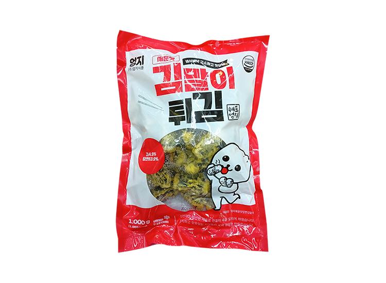 엄지)매운맛김말이1kg