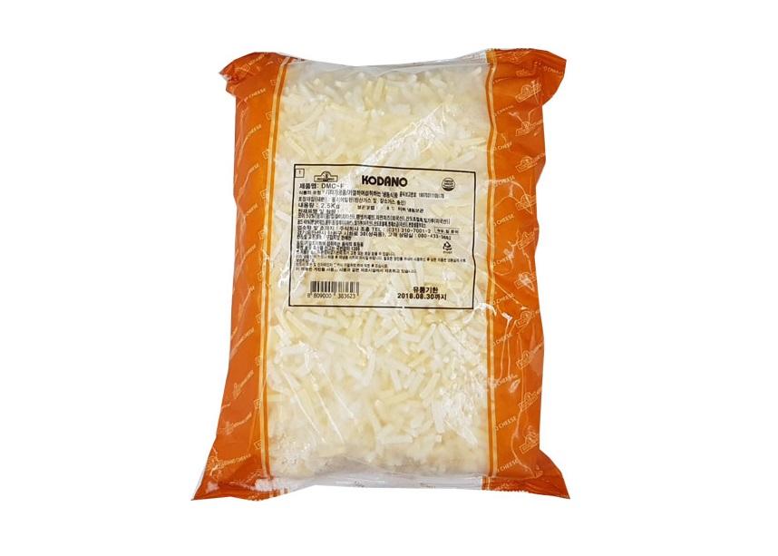 코다노)피자치즈2.5kg.