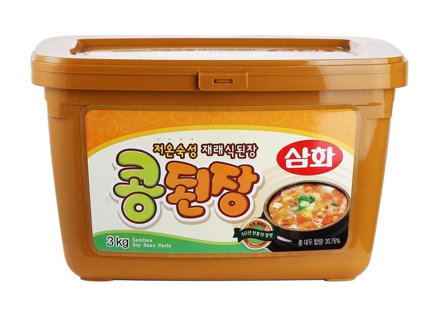 삼화콩된장3kg
