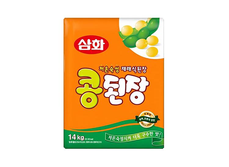 삼화콩된장14kg