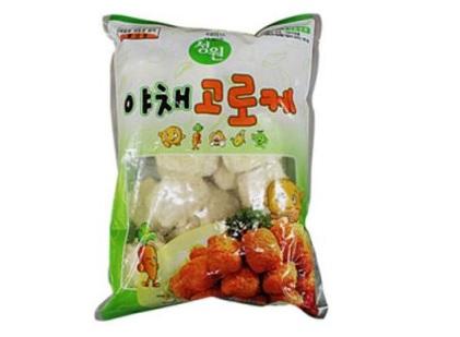 성원)야채고로케1kg