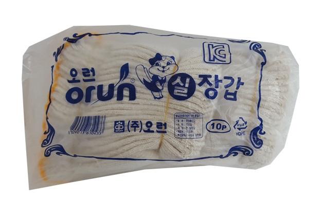 실장갑(10입)35.40g