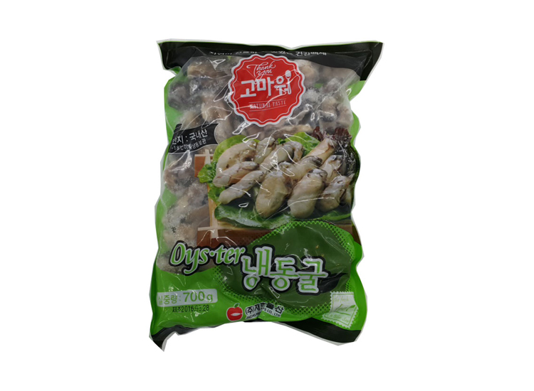 재호)냉동굴1kg(실중량700g)