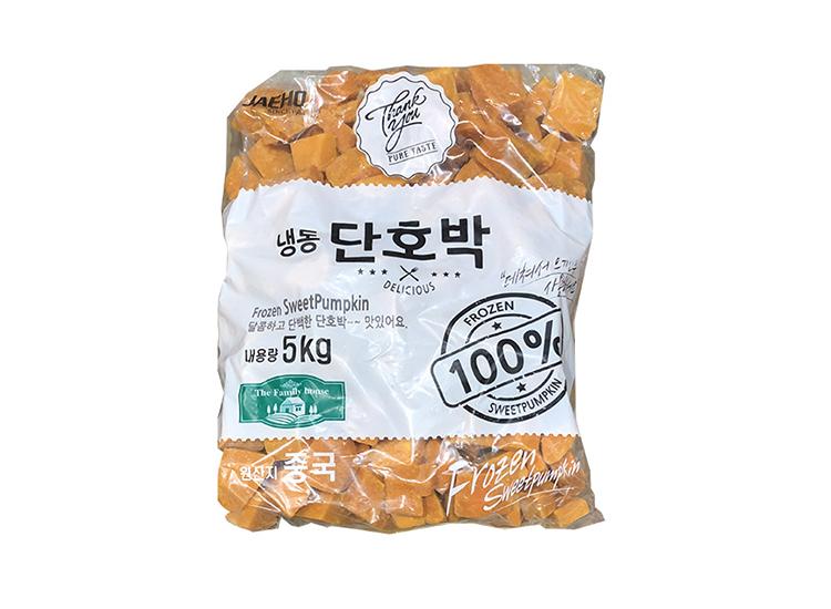 재호)냉동단호박5kg