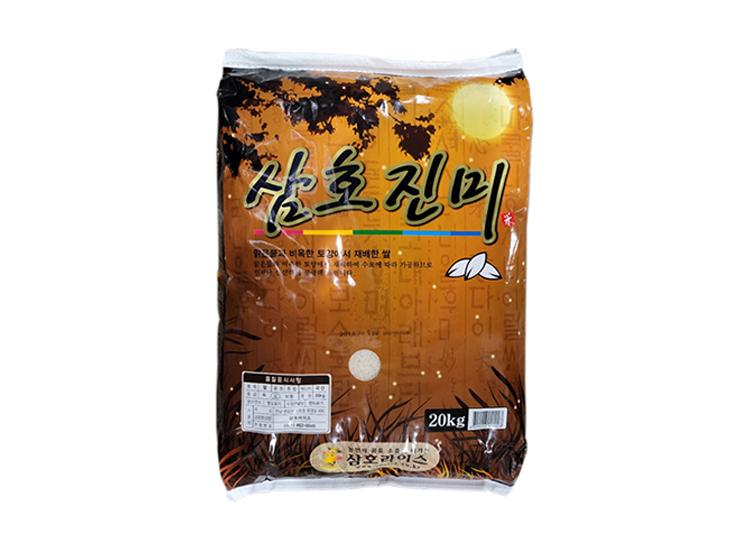 쌀20kg(삼호진미)