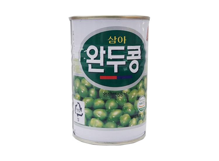 삼아)완두콩400g