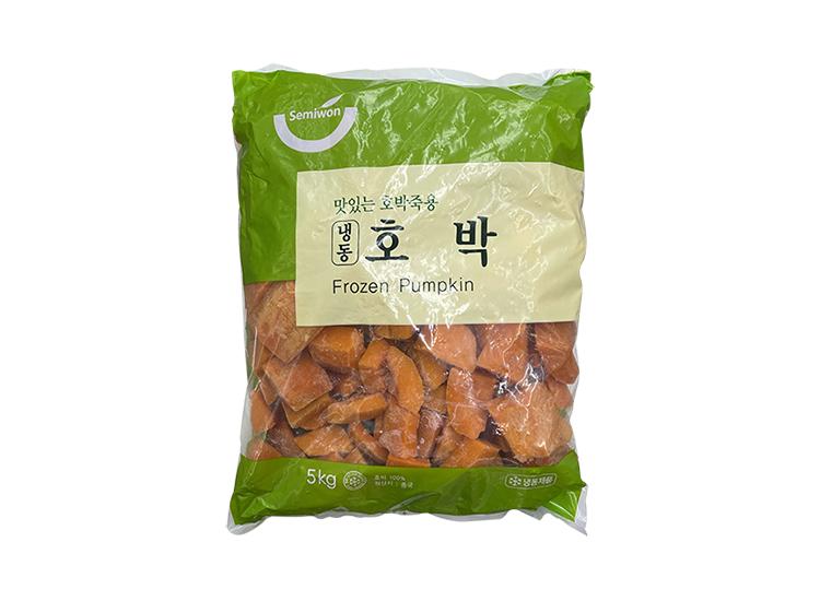 세미원)냉동호박5kg