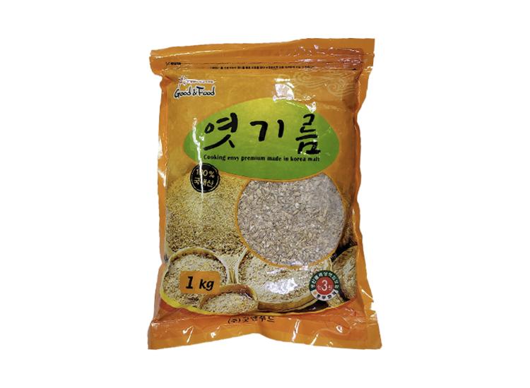 다산)엿기름1kg(국산,100%)