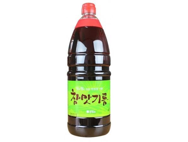한정성)참맛기름1.8L