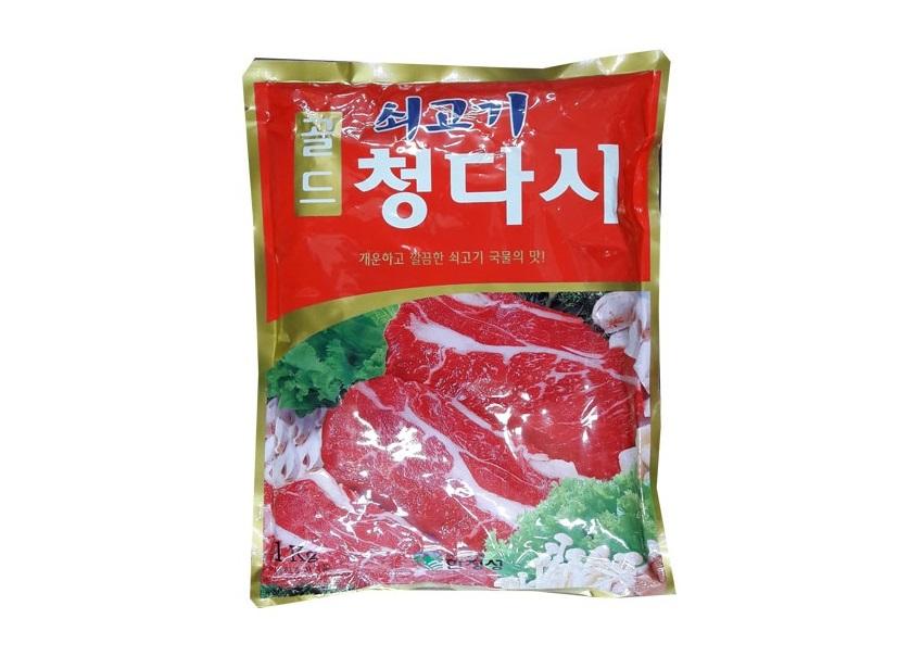 한정성)청다시1kg