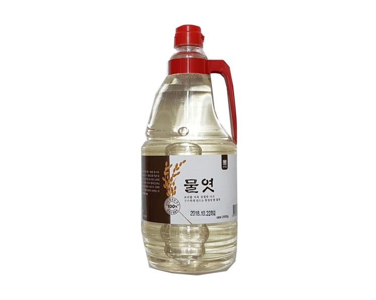 한정성)쌀물엿2.45kg