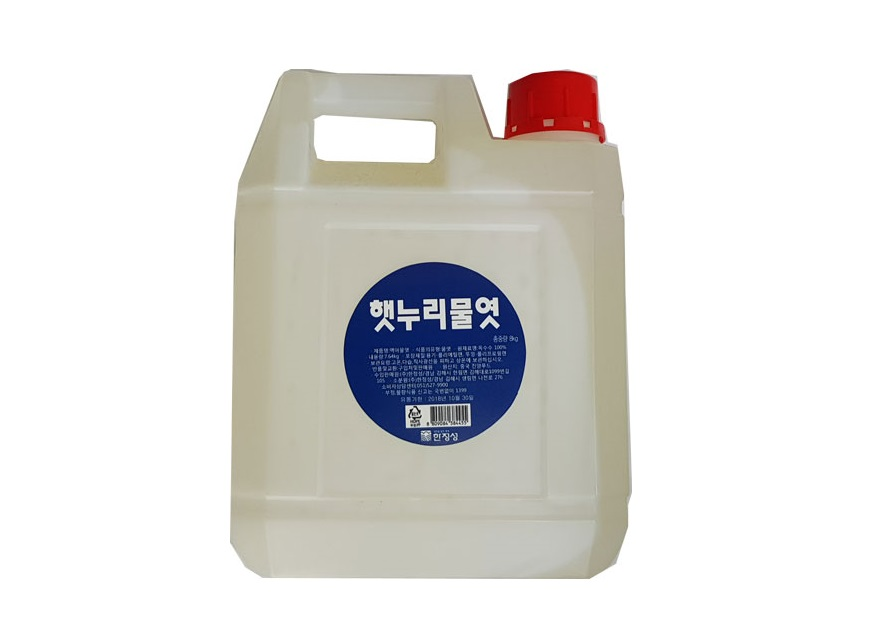 한정성)햇누리물엿8kg.