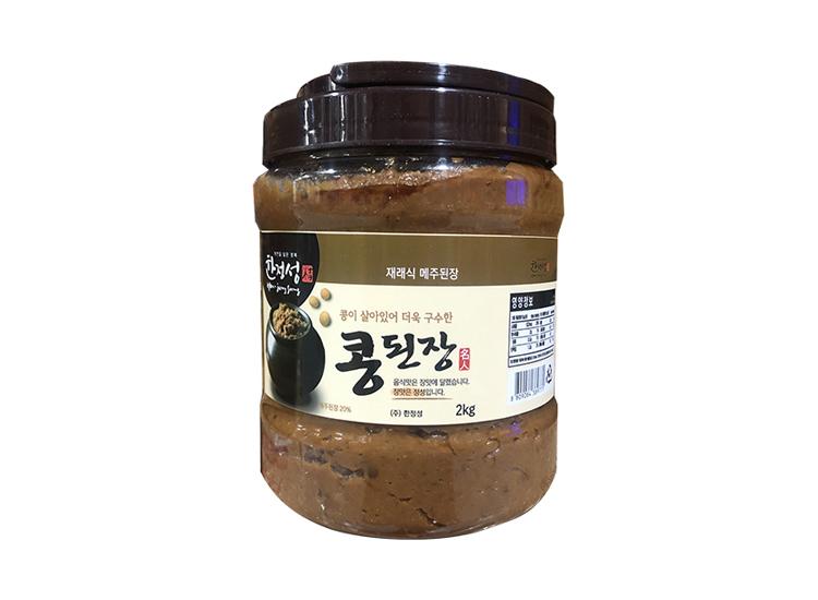 한정성)콩된장2kg
