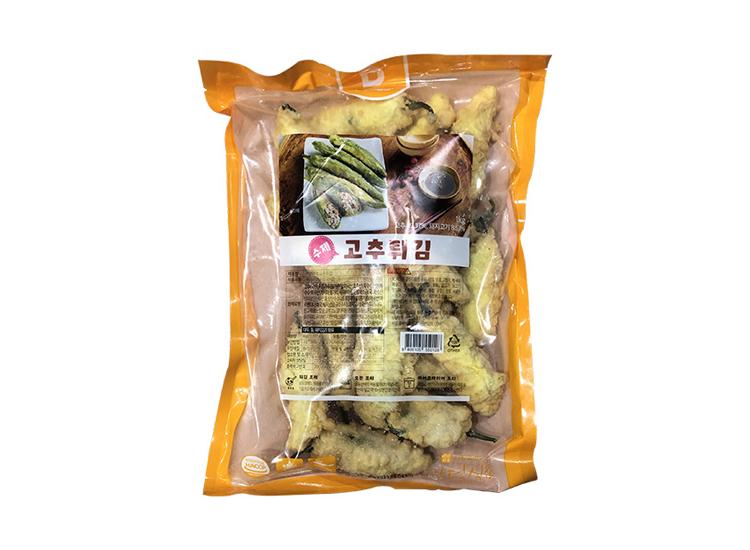 인덕)수제고추튀김1kg