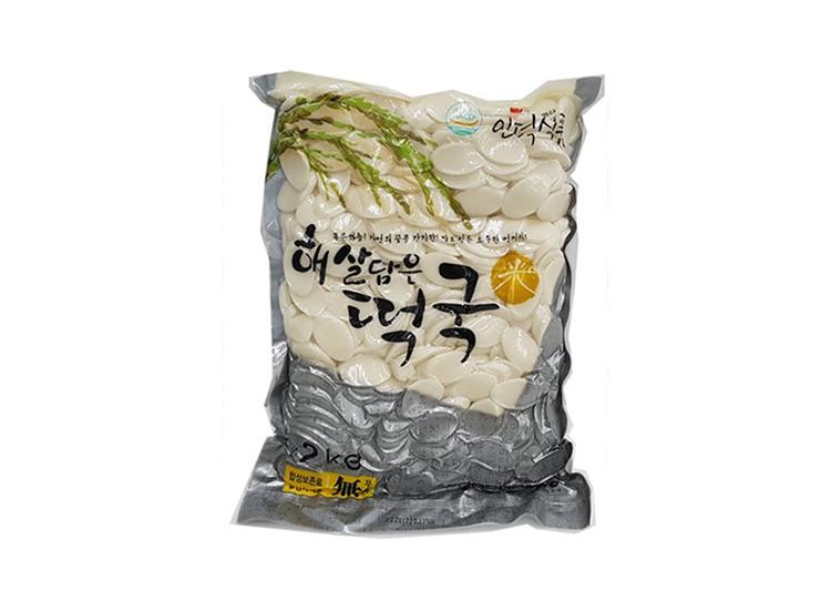인덕)해살담은미떡국2kg