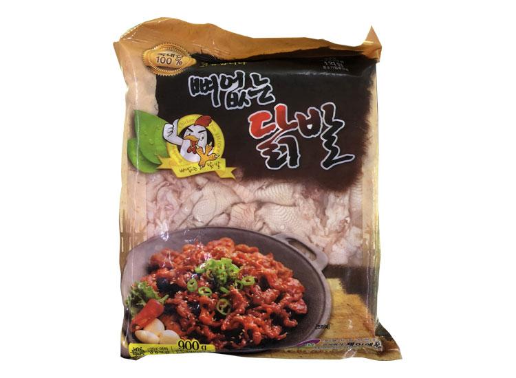 제이엠뼈없는무뼈닭발900g(국내산)