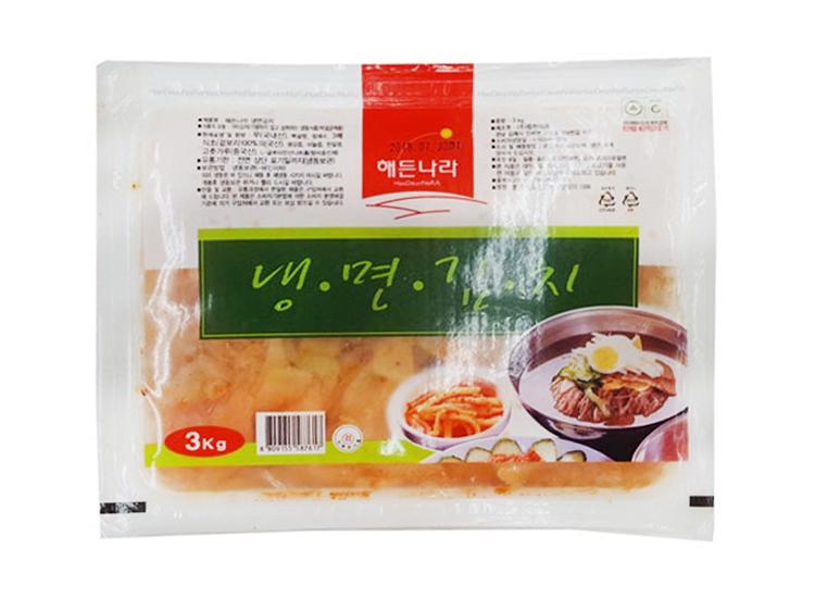 해든)냉면김치3kg