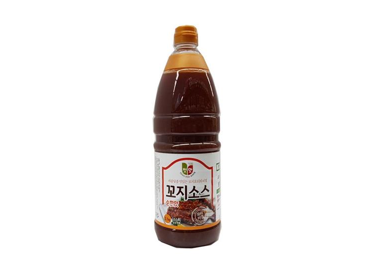 청우)꼬지소스순한맛2.1kg
