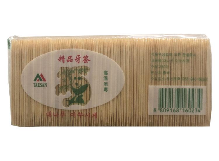 대나무이쑤시게(10묶음)