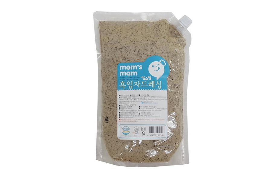 맘스맘)흑임자드레싱2kg