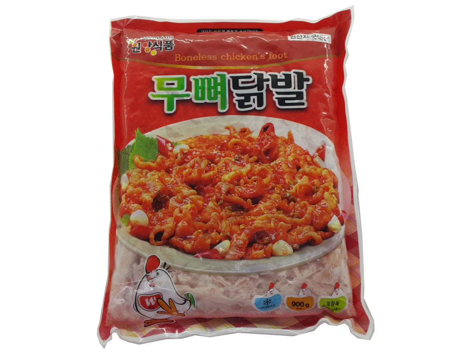 대성)원앙무뼈닭발900g(국산)
