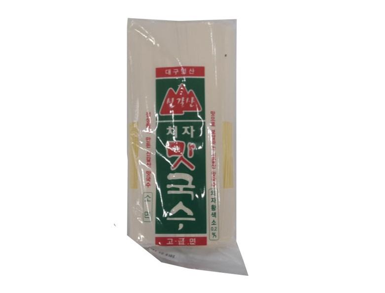 신갈산)치자맛국수1.5kg(소면)