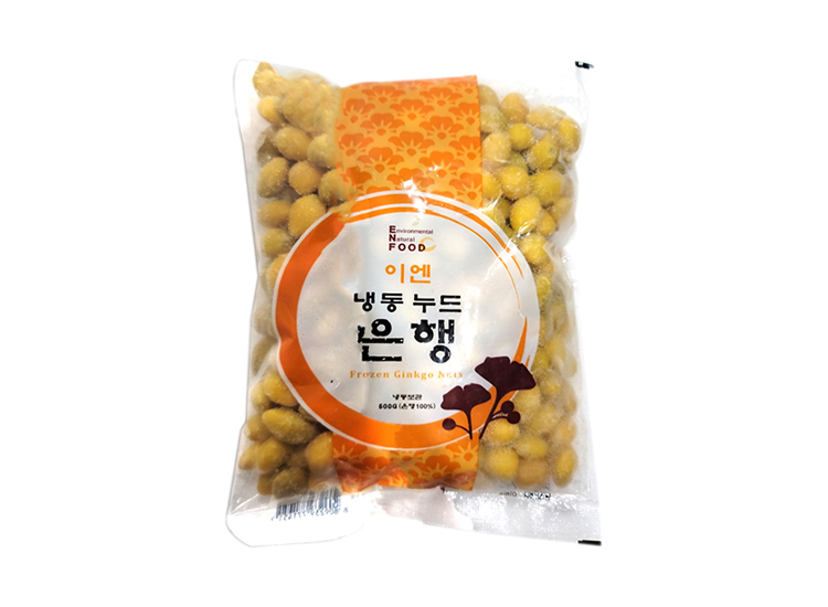 이엔)냉동누드은행500g