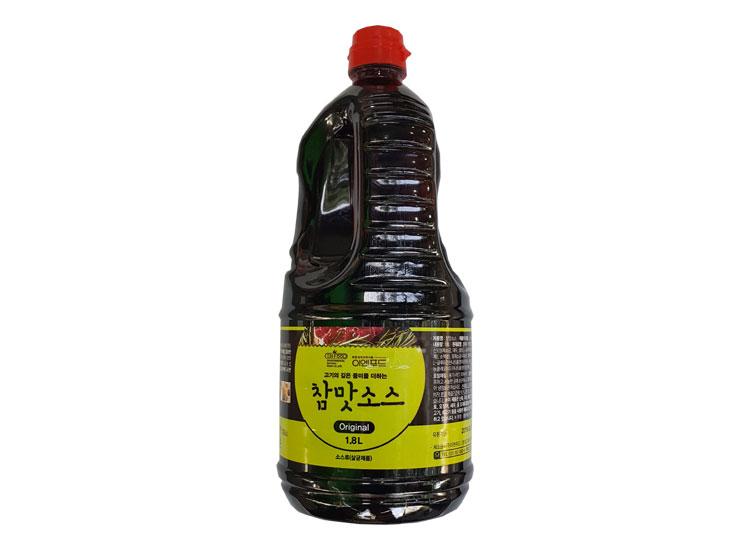 이엔)참맛소스1.8L