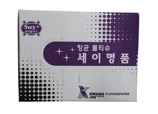 물티슈(세이명품)-box