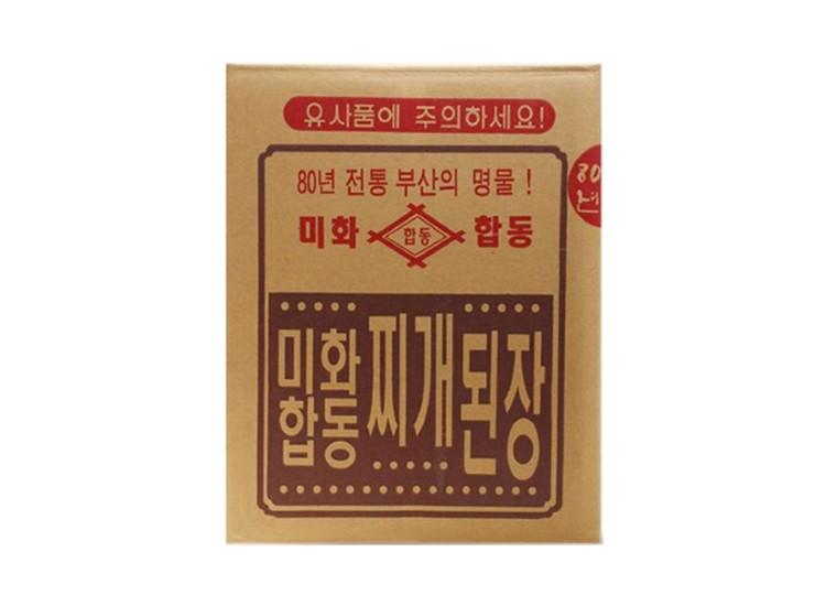 미화합동찌개된장14kg