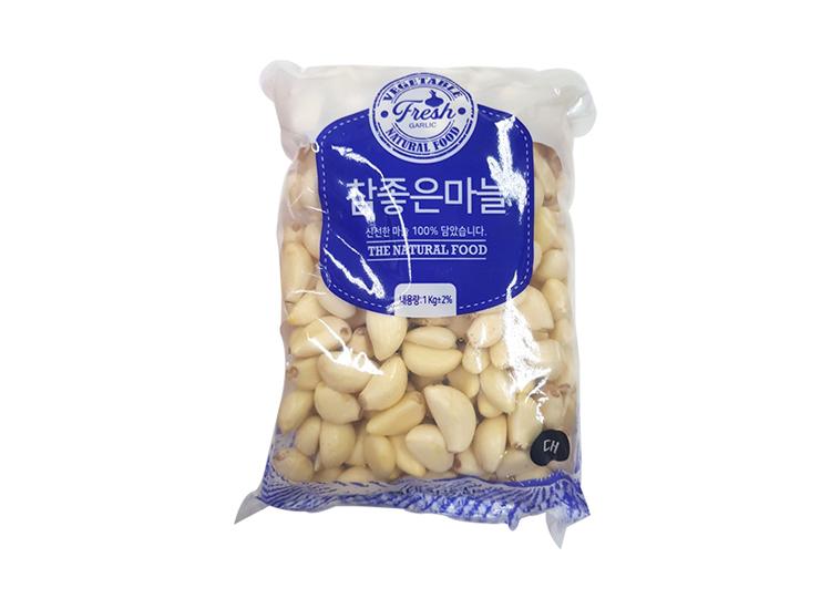 대건)깐마늘1kg(대)