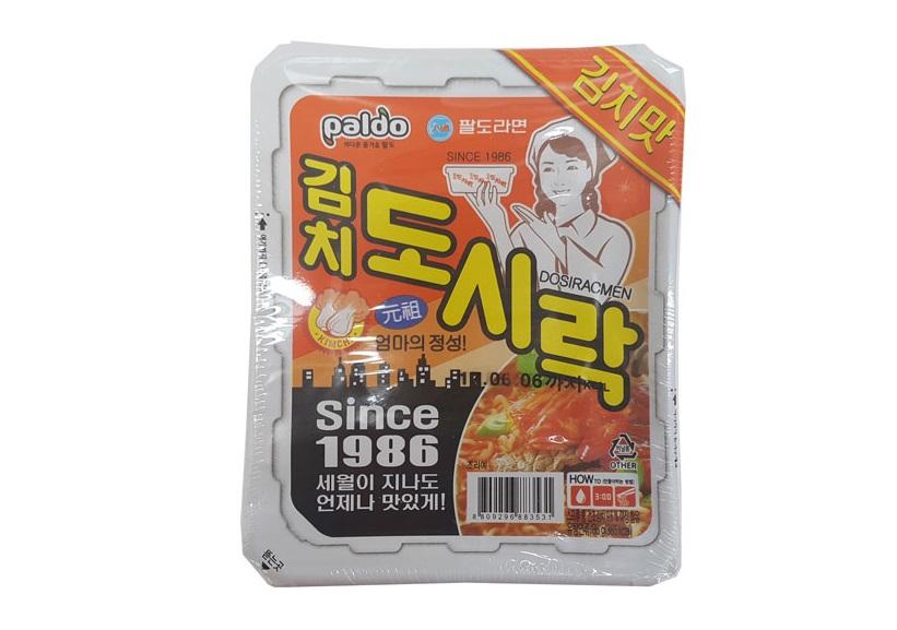 팔도)김치도시락86g