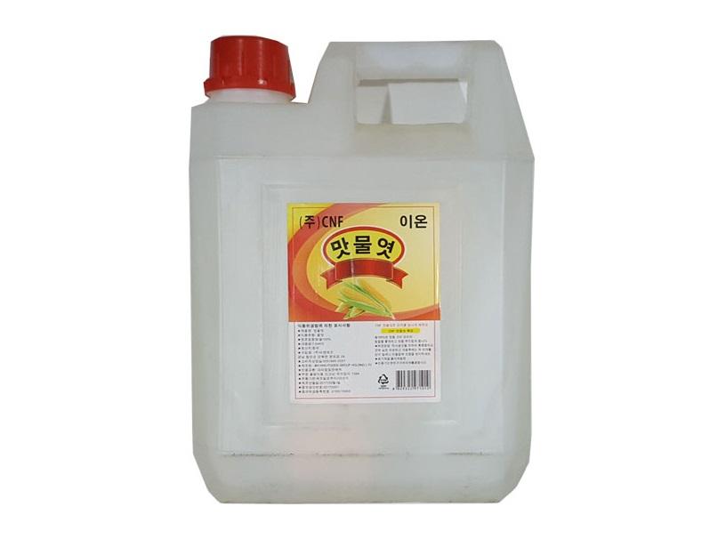 이온맛물엿8kg(내용량7.64kg).