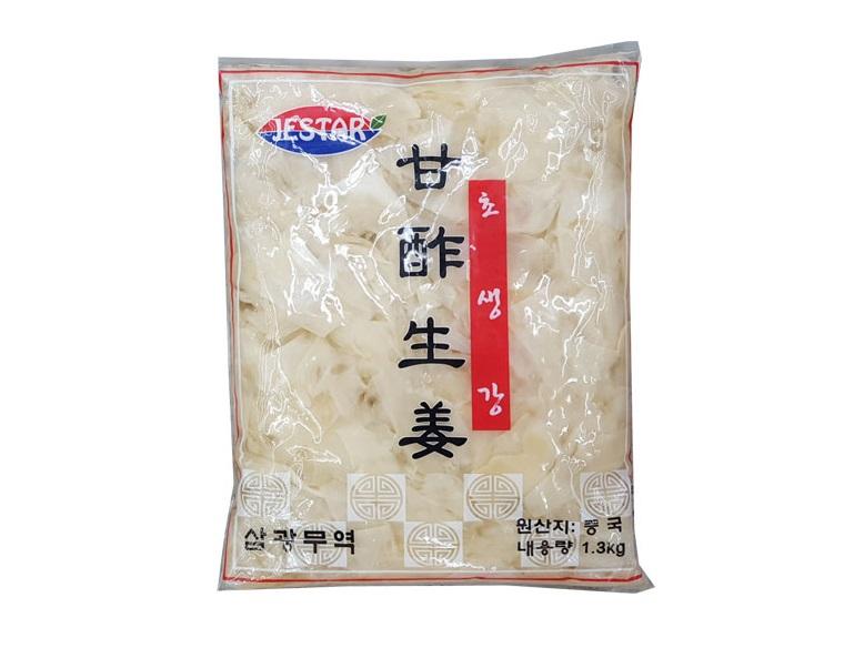 제스타)초생강1.3kg(흰색)