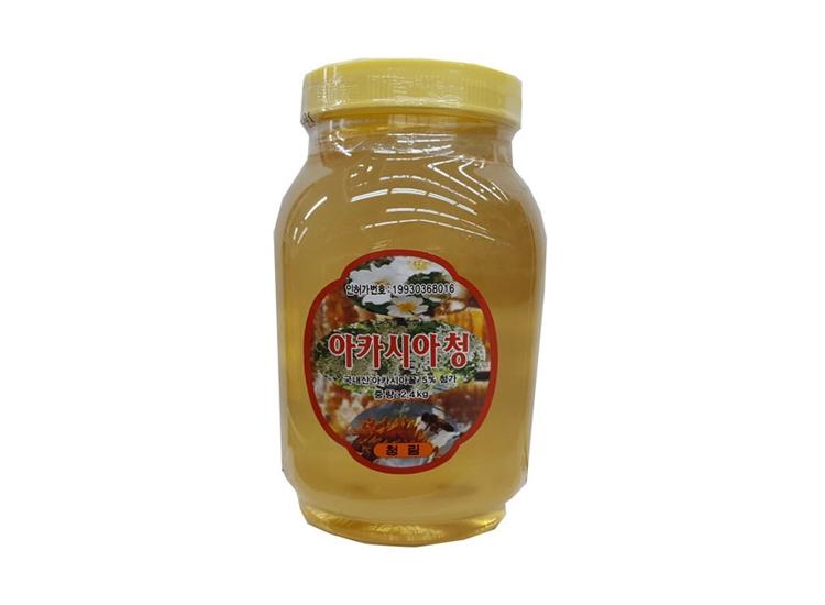 청림)아카시아꿀맛차2.4kg