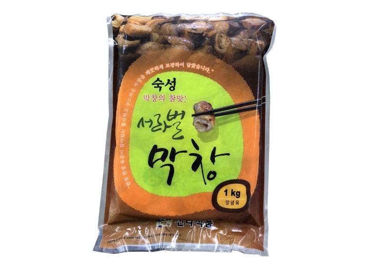 거보)서라벌양념막창1kg