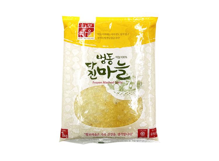 황보)냉동다진마늘1kg(수입)