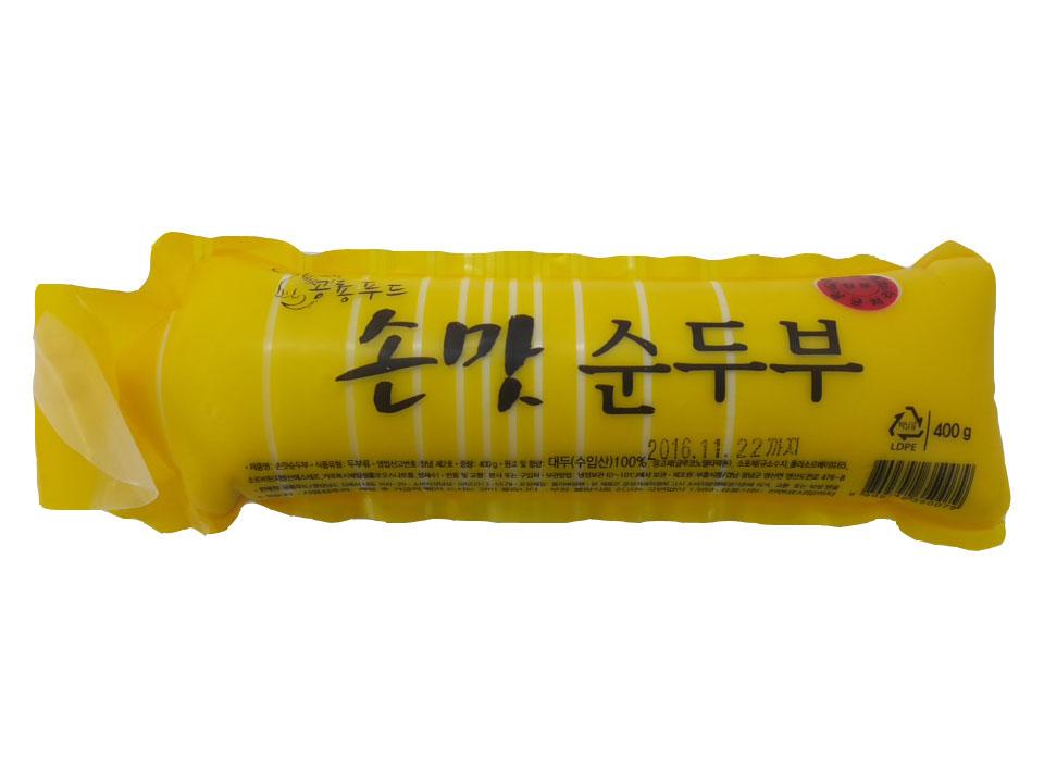 공룡푸드)순두부400g