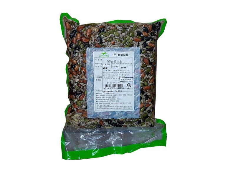 경북)모듬콩조림2kg