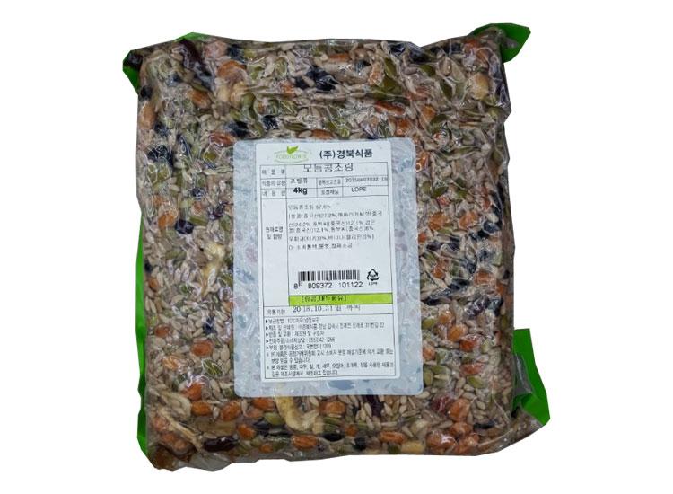 경북)모듬콩조림4kg