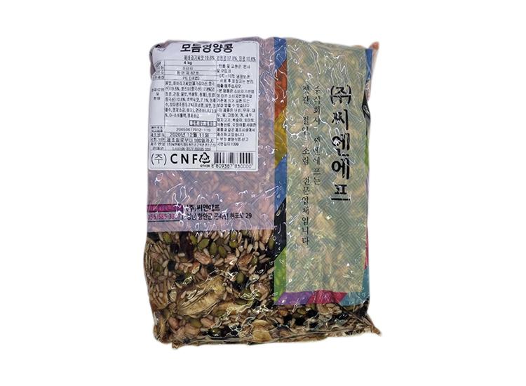 씨엔)웰빙영양콩4kg