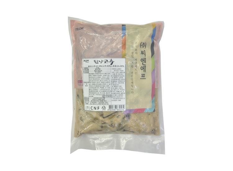 씨엔)된장고추지2kg